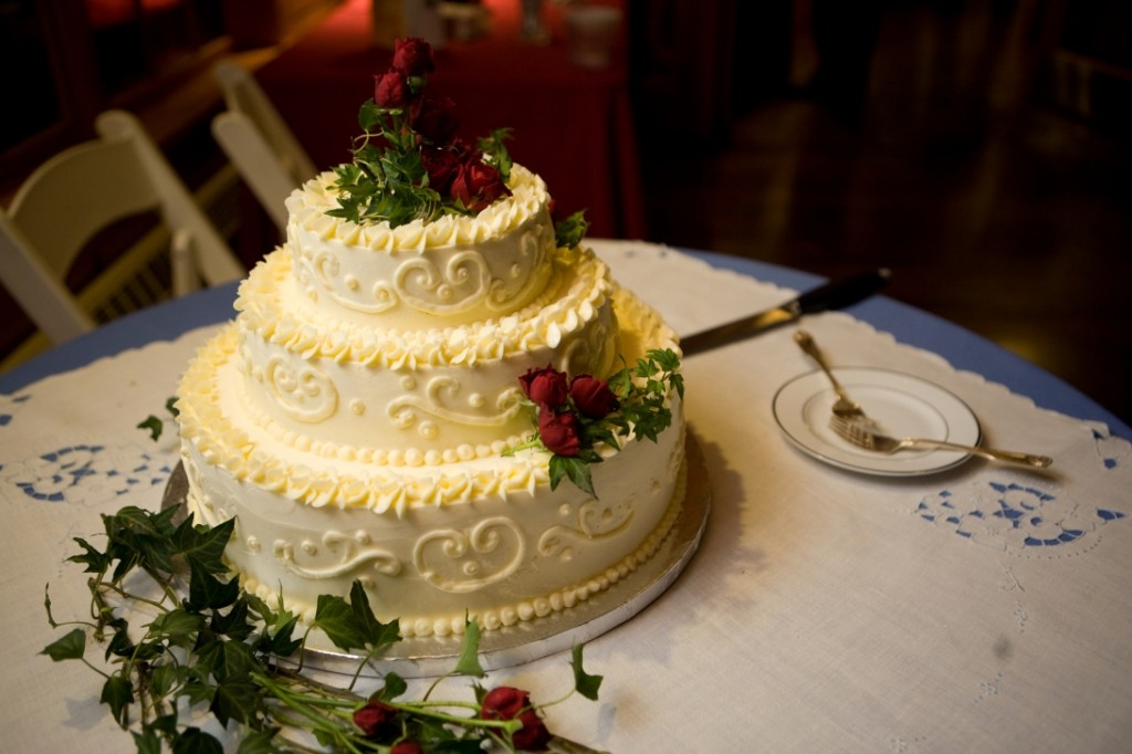 Wedding Cakes | Black Tie Bakery